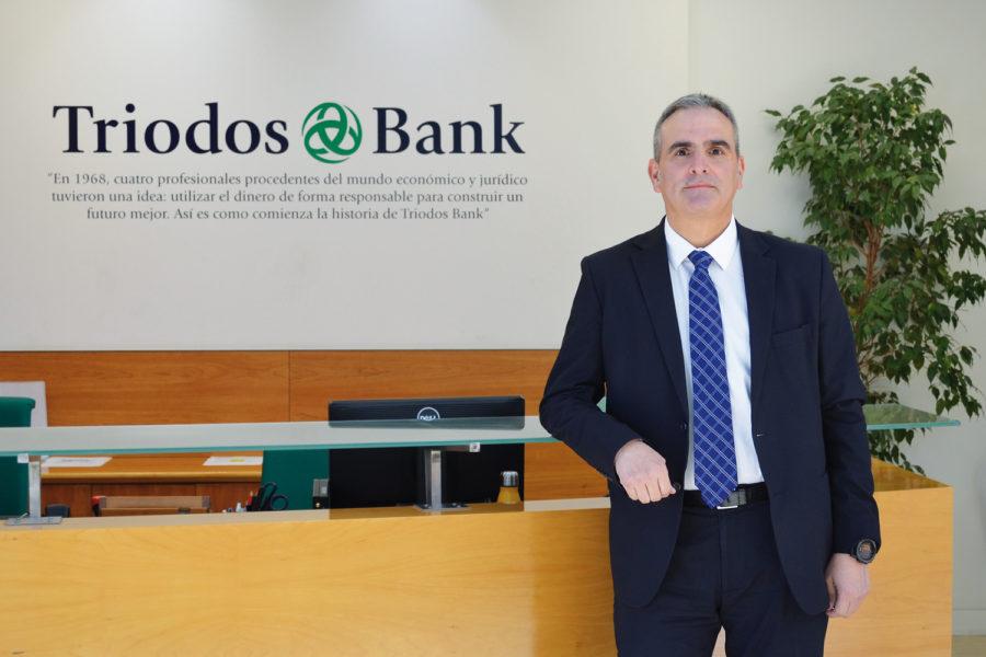 Triodos Bank. sector financiero