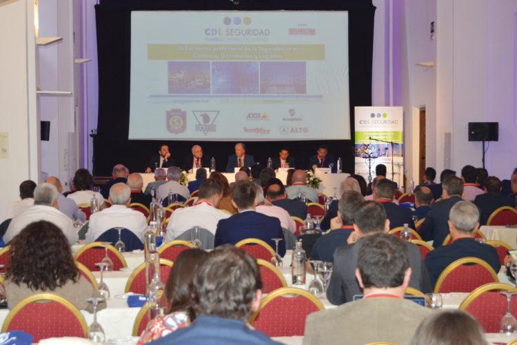 III Encuentro Profesional de la Seguridad en el Comercio, Distribución y Logística.