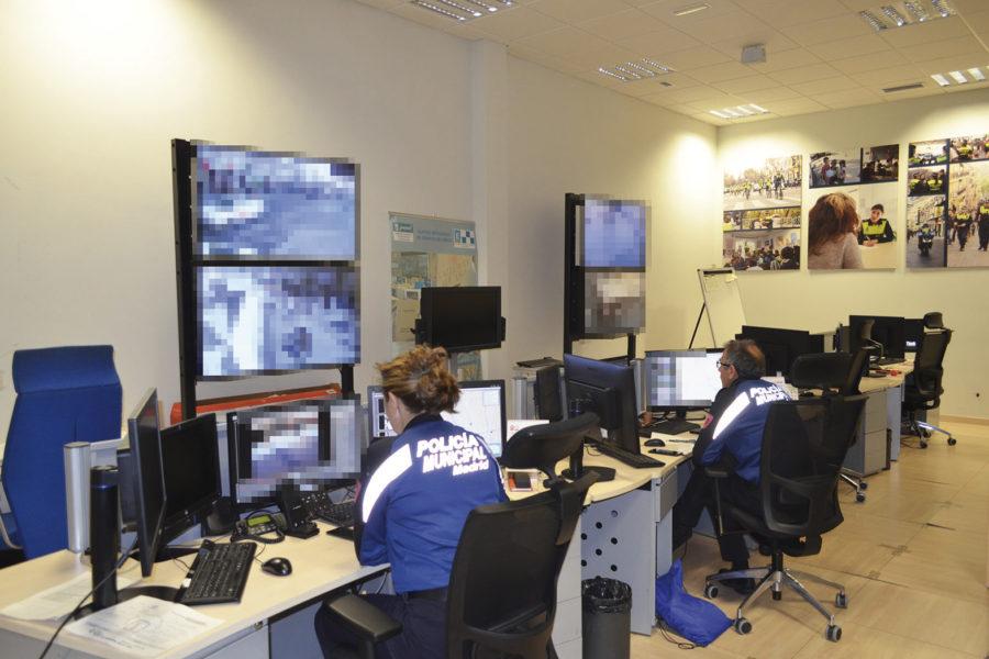 Centro Integrado de Señales de Vídeo (CISEVI).
