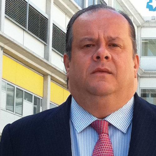 Fernando Bocanegra Morales, jefe del Área de Coordinación de Seguridad Corporativa de la Consejería de Sanidad de la Comunidad de Madrid.