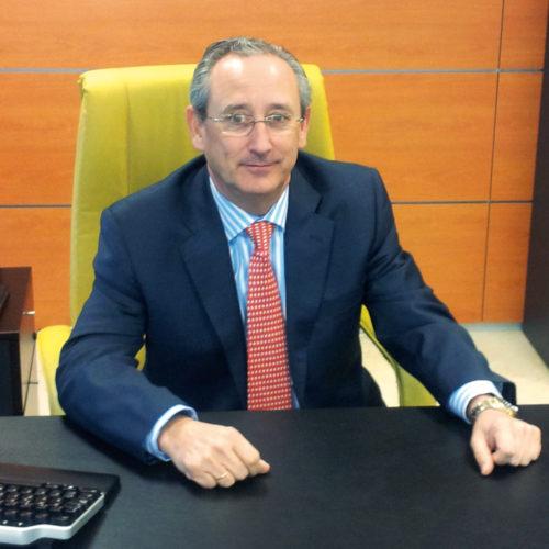 Pedro Rolandi, director general de Target Tecnología.