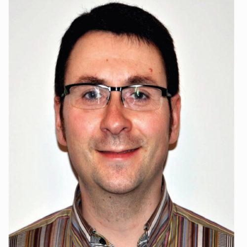Guillermo Romo Garrido, técnico de prevención del Servicio Riojano de Salud