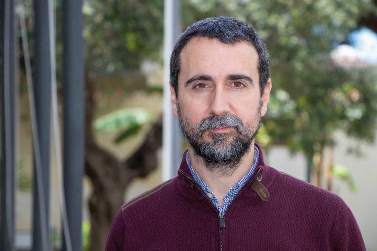 José Gabriel Álvarez, responsable de Sistemas de Información de la Autoridad Portuaria de Huelva