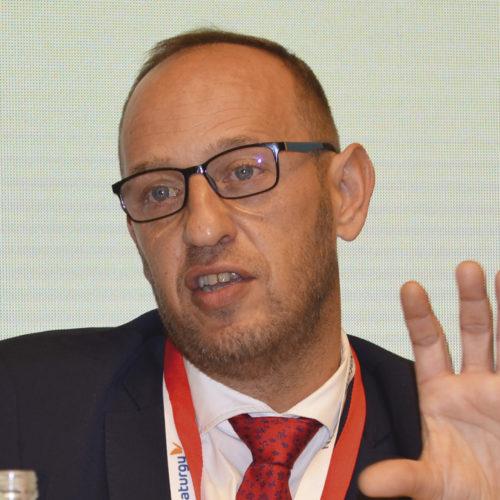 José Manuel Díaz-Caneja, coordinador del Máster de Inteligencia y Seguridad en la Empresa de la Fundación Borredá y la Universidad Francisco de Vitoria