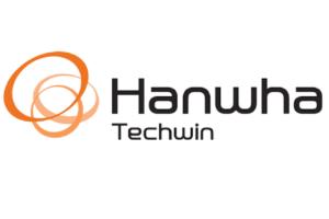 Logo Hanwha techwin