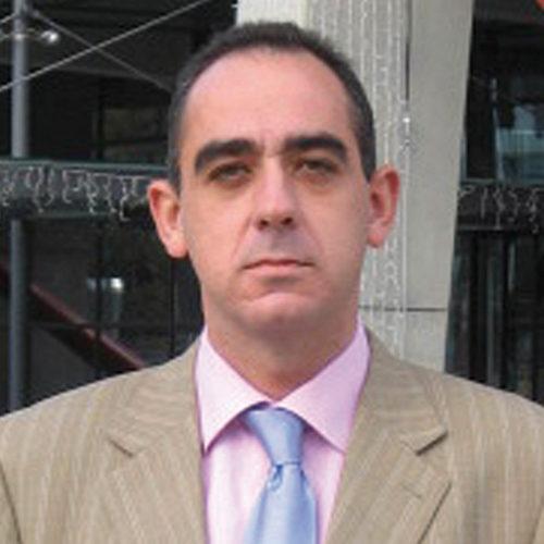 Martí Aymerich Tarragó, director de Seguridad del Hotel Hesperia Tower