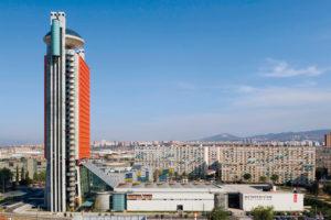 Hotel Hesperia Tower