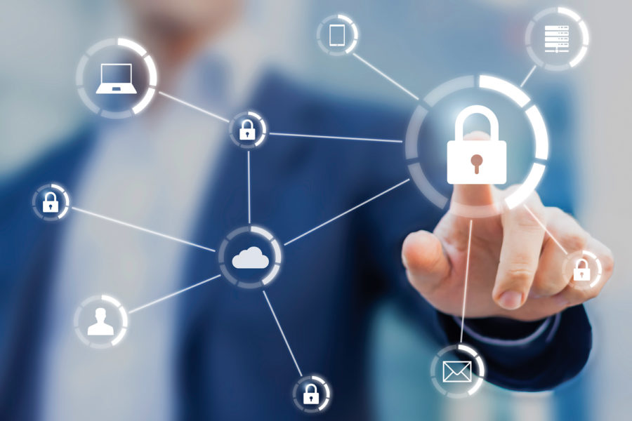 Seguridad organizacional. Ciberseguridad.