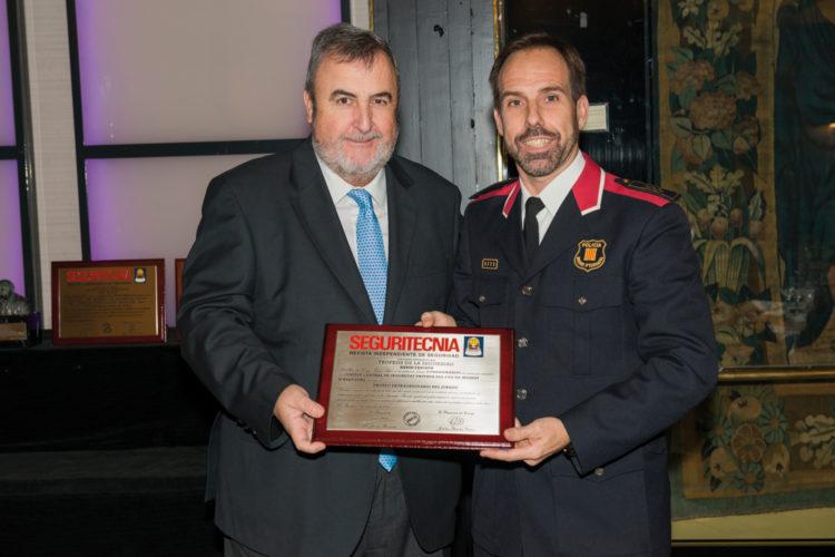 Trofeo Extraordinario del Jurado Mossos.