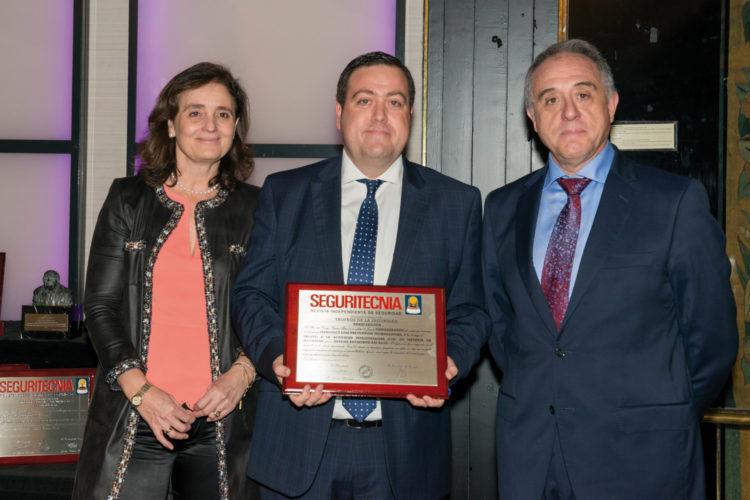 Trofeo a la Actividad Investigadora (I+D) en Materia de Seguridad.