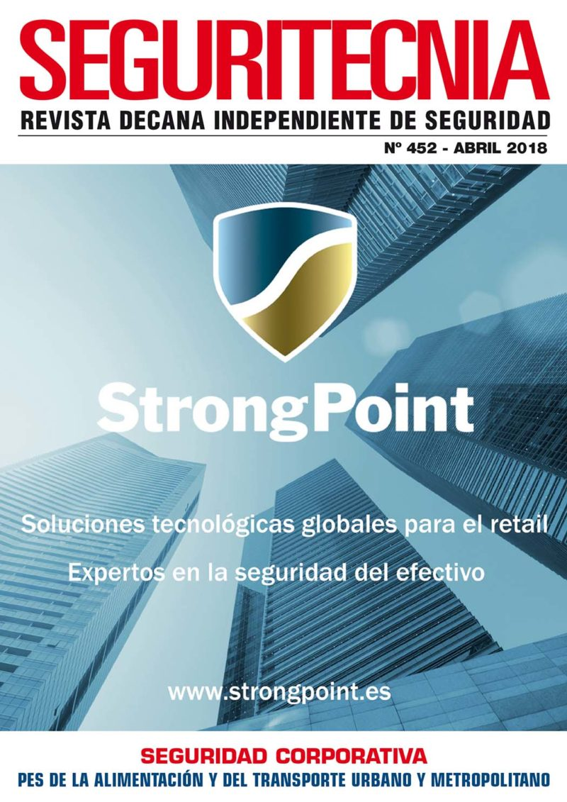 Revista Seguritecnia abril de 2018
