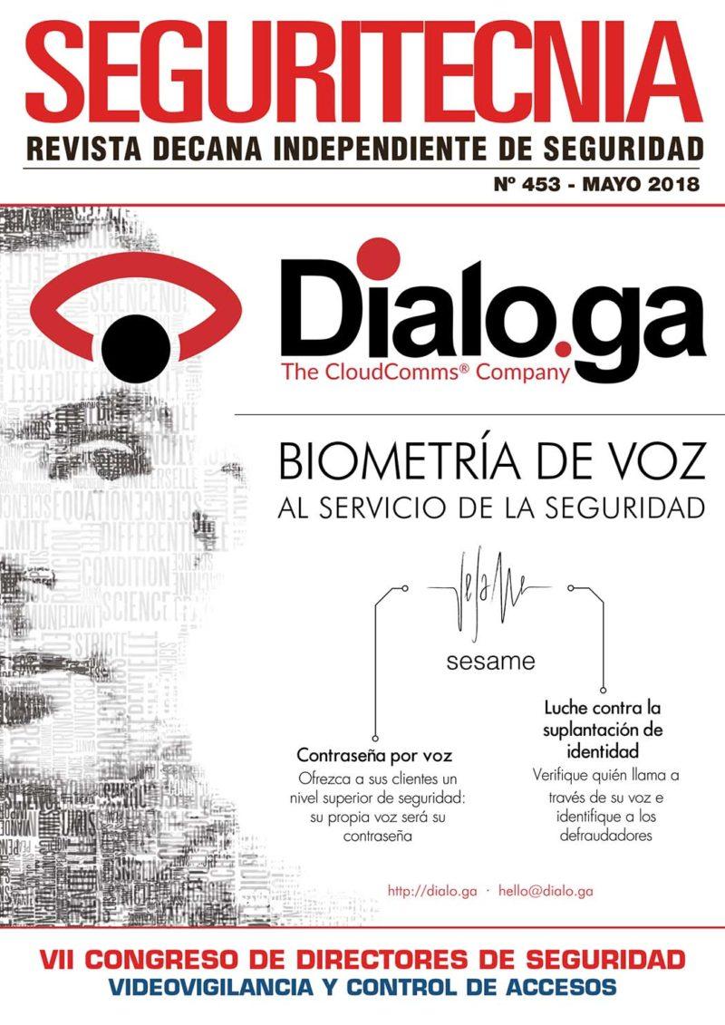 Revista Seguritecnia mayo de 2018