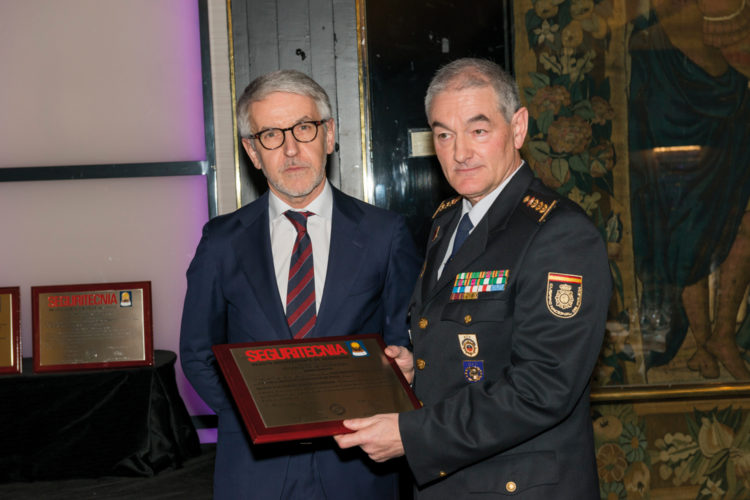 Trofeo a la Formación en Seguridad.