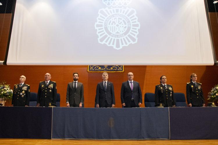 196 aniversario Policía Nacional