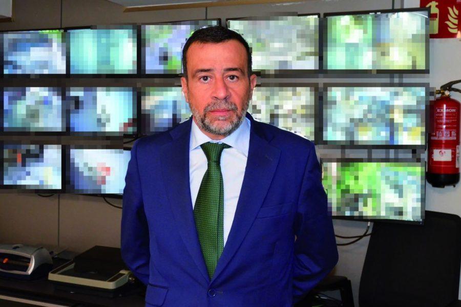 Director de Seguridad Corporativa de Mutua Madrileña.