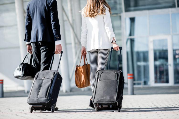 Seguridad corporativa: travel security.