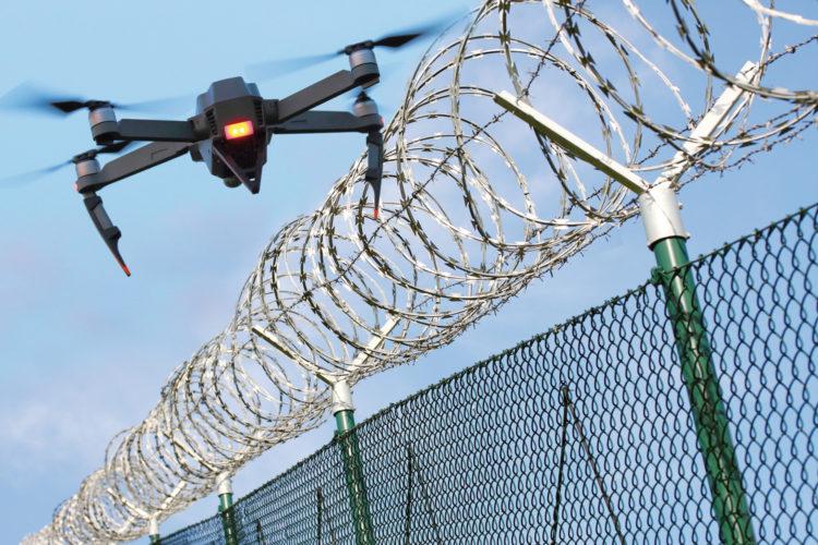 Drones hostiles