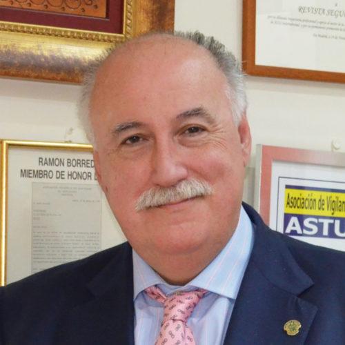 Alfonso Castaño, ASIS Intenational.