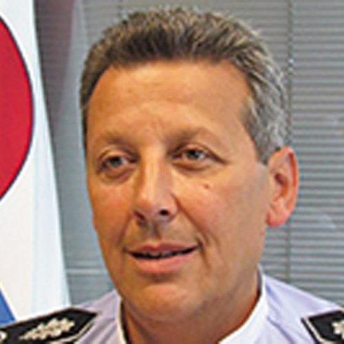 Francisco Llaneza Prieto / Jefe de la Unidad de Seguridad Privada de la Ertzaintza