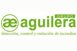 Grupo Aguilera logo.