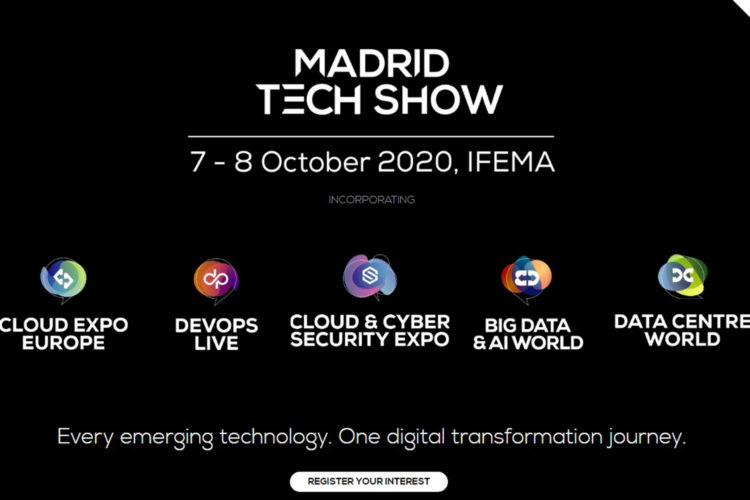 Cloud & Cyber Security Expo Madrid.