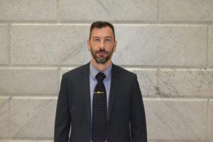 Jefe del Área de Seguridad y Mantenimiento de la Biblioteca Nacional de España