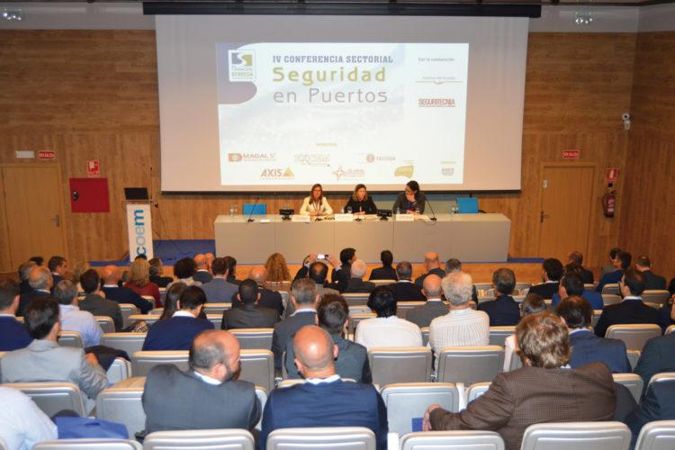 IV Conferencia Sectorial de Seguridad en Puertos