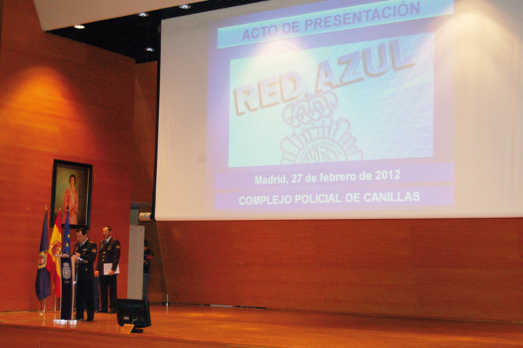 Red Azul CNP.