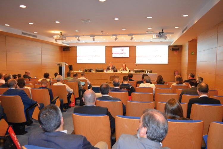 Foto de apertura del XI Encuentro de la Seguridad Integral (Seg2).
