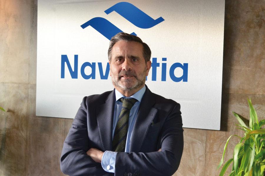 Joaquin Castellon, Navantia.