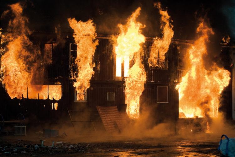 Protección pasiva contra incendios.