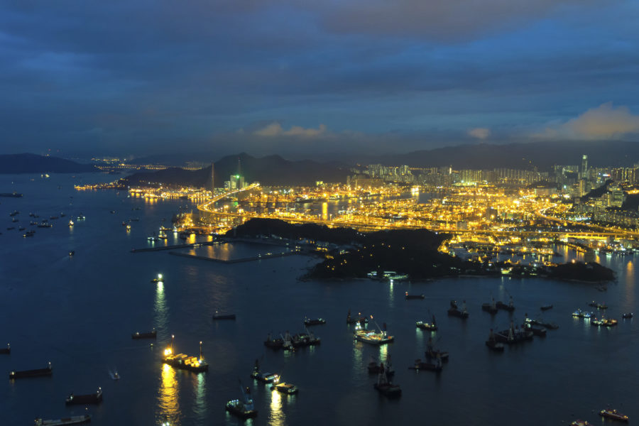 ciberseguridad en puertos