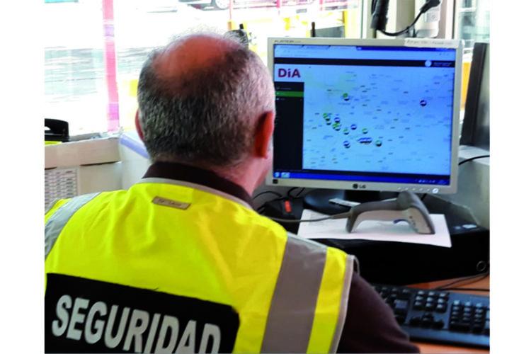 Seguridad y logística en Grupo DIA.