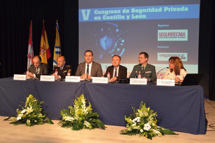 V Congreso de Seguridad Privada de Castilla y León.