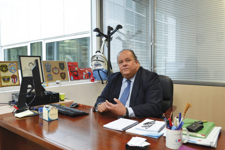 Fernando Bocanegra Morales.