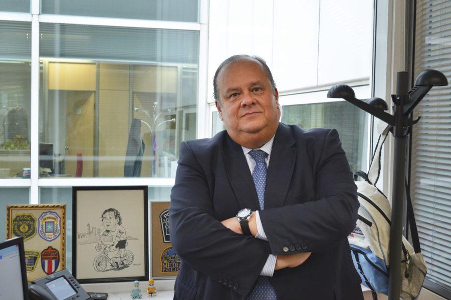 Fernando Bocanegra Morales. Seguridad corporativa de hospitales.