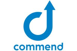 Commend logo.