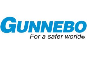 Gunnebo logo.