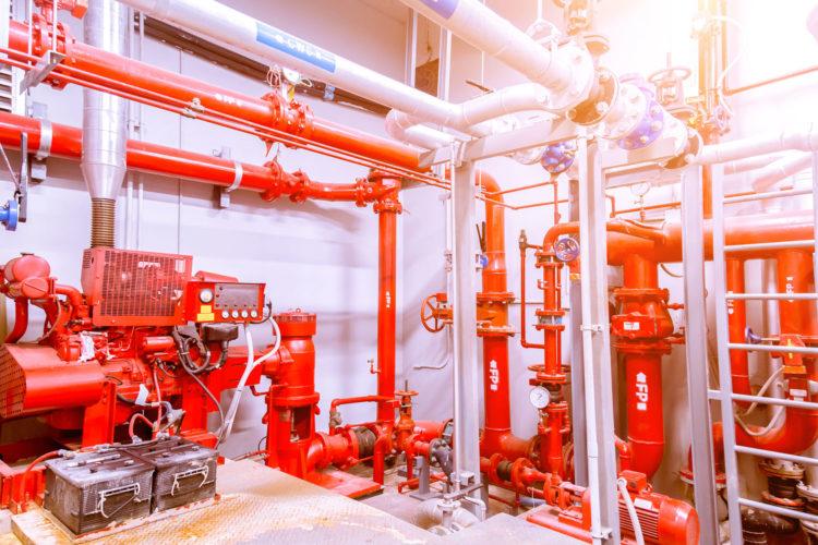 Protección Contra Incendios (PCI).