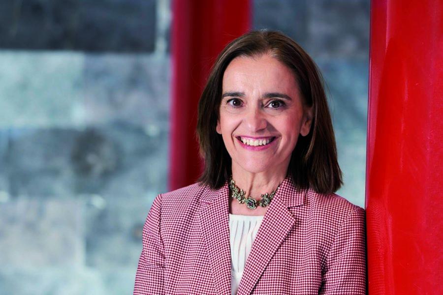 María Valcárce, directora de SICUR.