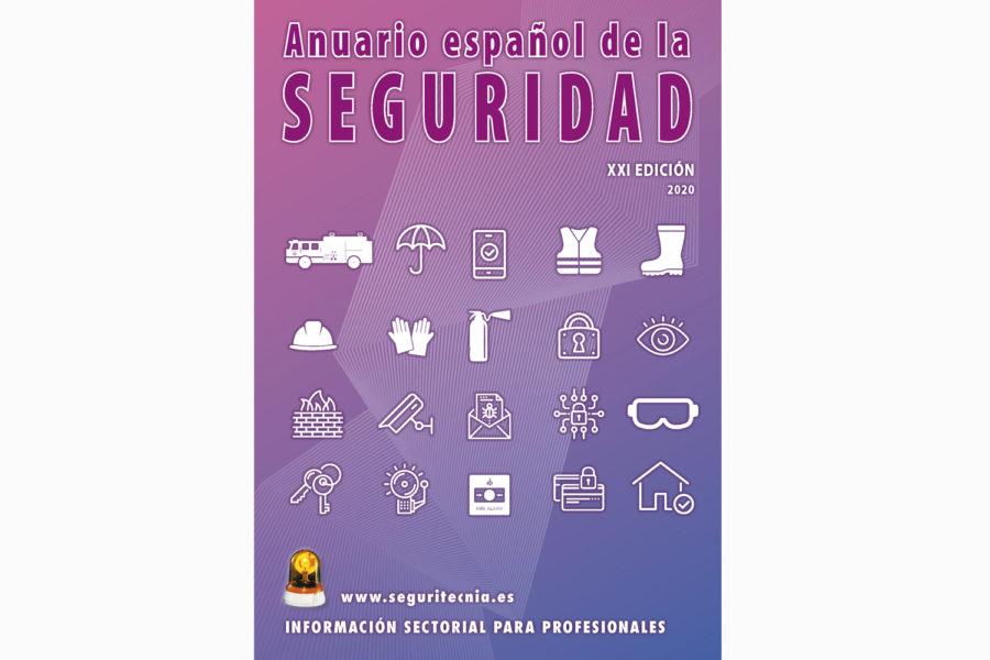 XXI Edición del Anuario Español de la Seguridad.