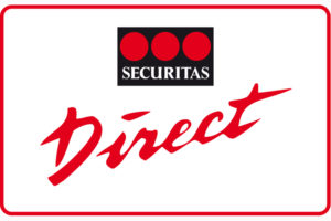 Securitas Direct logo.