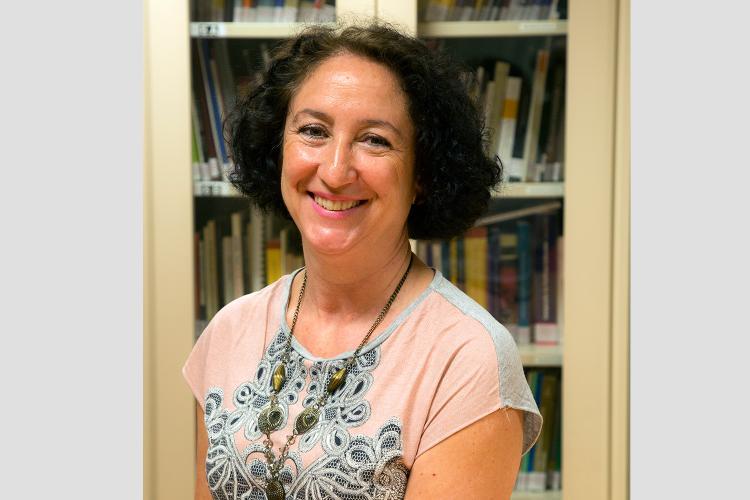 Sonsoles Navas, directora de Seguridad de Museos Estatales.