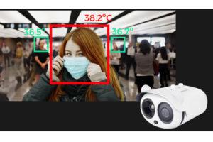 cámara térmica ff videosistemas
