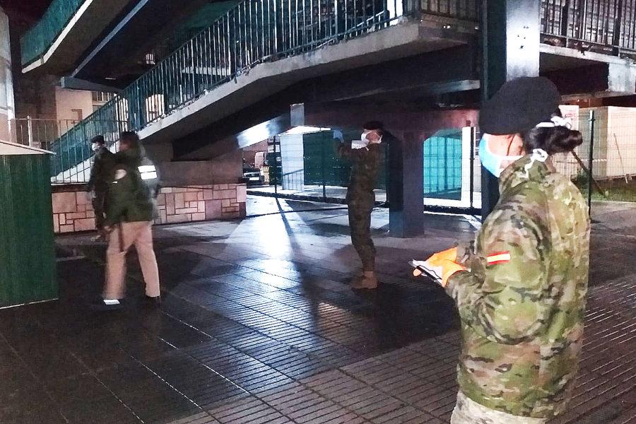 Colaboración entre la seguridad privada y el ejército
