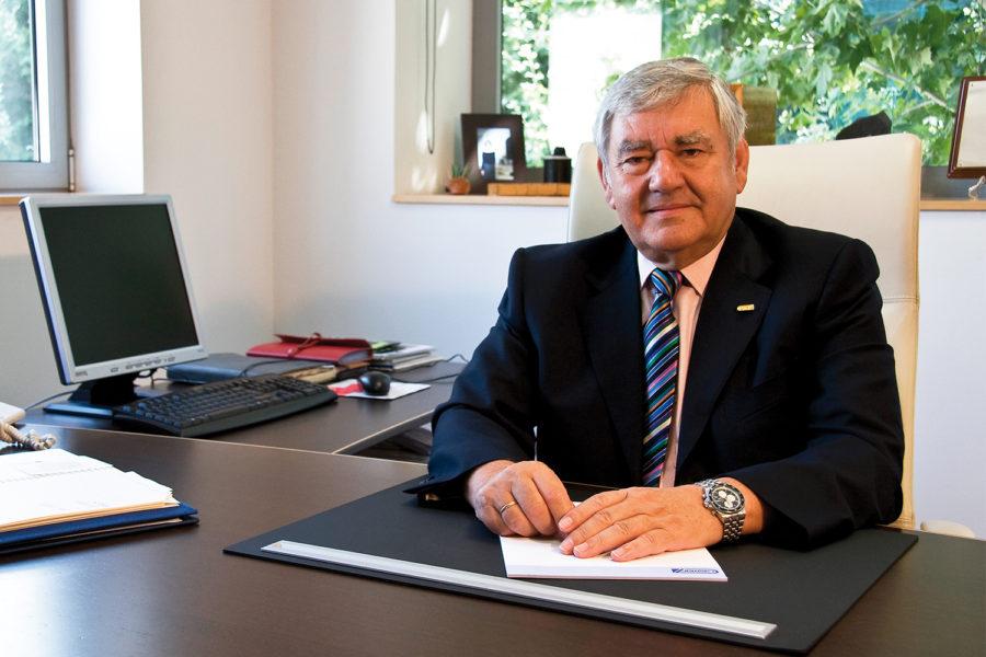 Gonzalo Castro Mata, fundador de Casmar