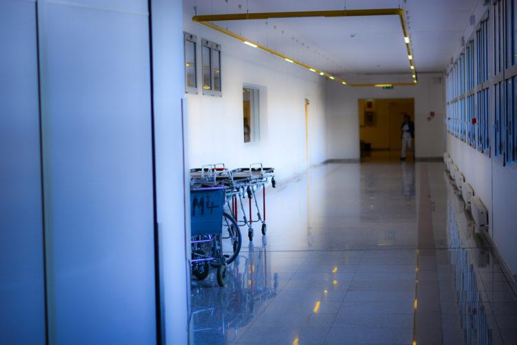 Hospital por dentro