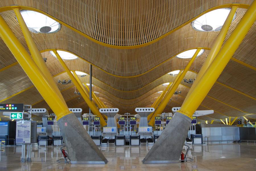 Terminal 4 del Aeropuerto de Barajas