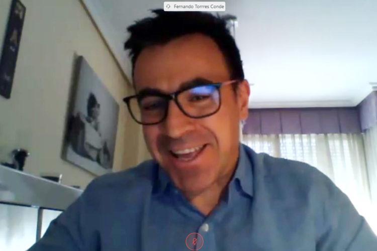 Fernando Torres everis tertulia digital Fundación Borredá