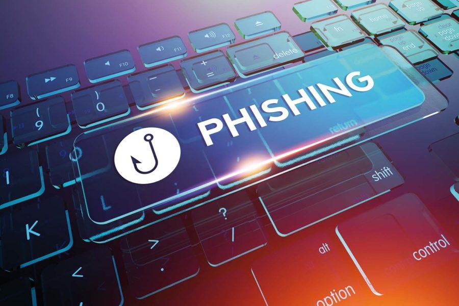 Ciberataques. Phishing.